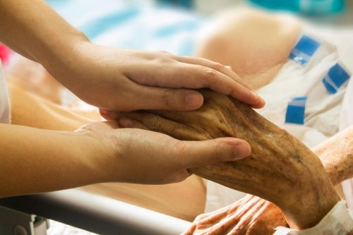 hand in hand hospice patient