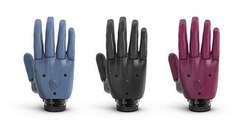 hand prosthesis  humanoid  hand