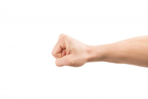 Hand With Fist