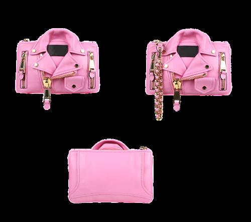 handbag pink fashion