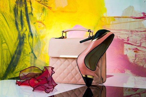 handbag  shoe  fashion accessory