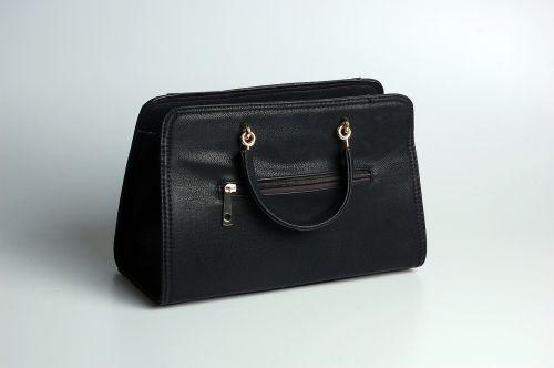 handbag black simplicity
