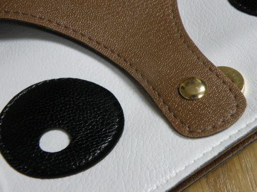 handbag detail pu leather