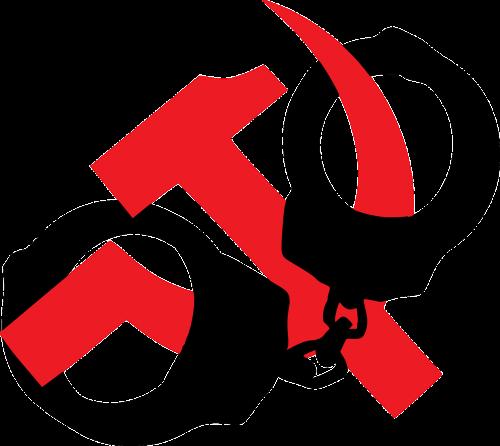 handcuffs anti communism