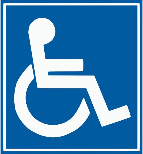 handicap accessible wheelchair accessible handicap parking