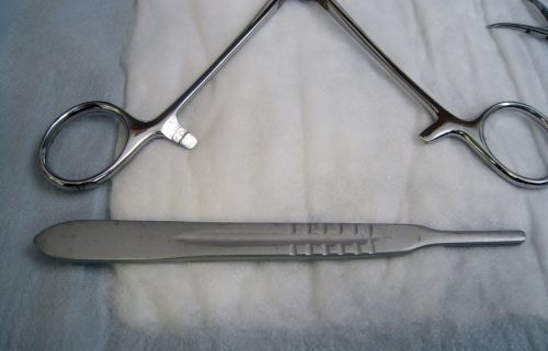 Handle For Scalpel Blade