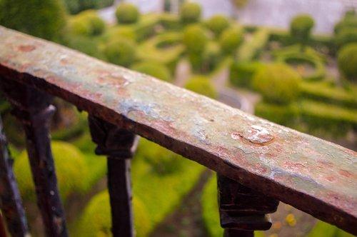 handrail  iron  forging