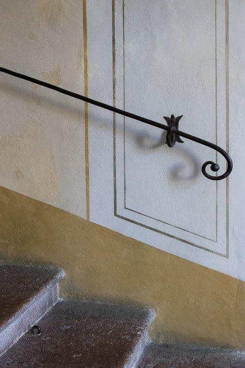 handrail  ornament  historically