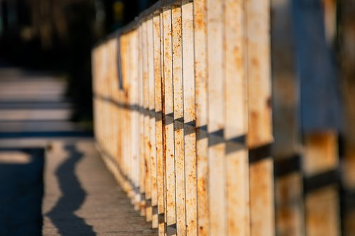 handrail  bridge  iron