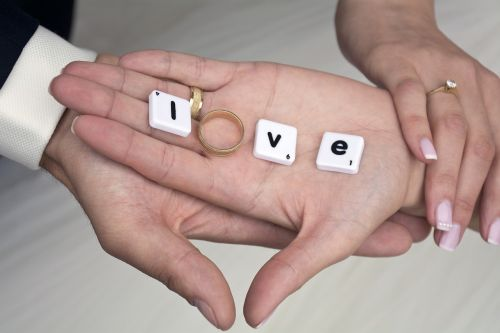 hands love marriage