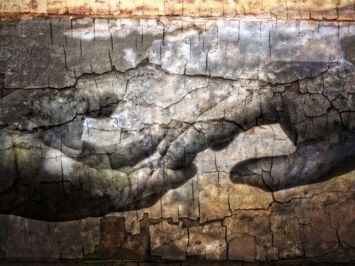 hands rust art
