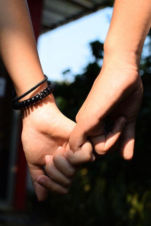 hands arm the symbol