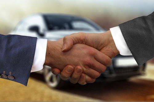 handshake  autokaufmann  auto