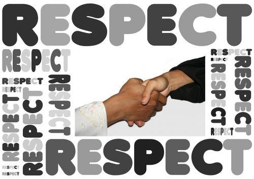 handshake haendeschuettel respect