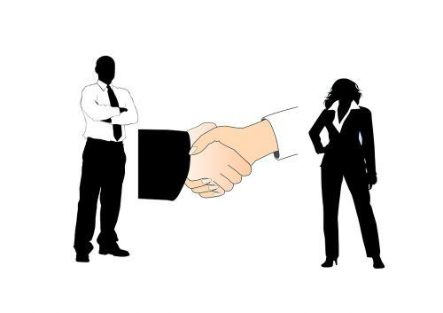 handshake unity agree