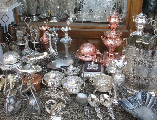handy crafts isfahan iran