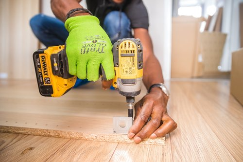handyman  furniture assembly  drill