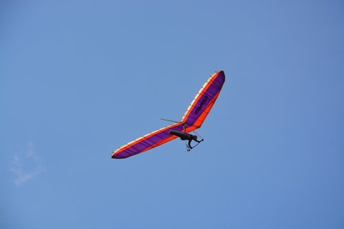 hang gliding  hang gliding or wing deltaest  an aircraft of the free flight