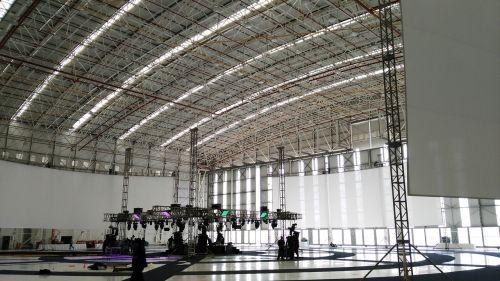 hangar mexico set up