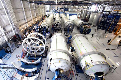hangar rockets rocket science