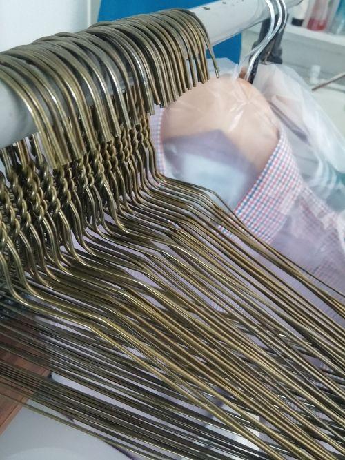 hangers ironing clothing