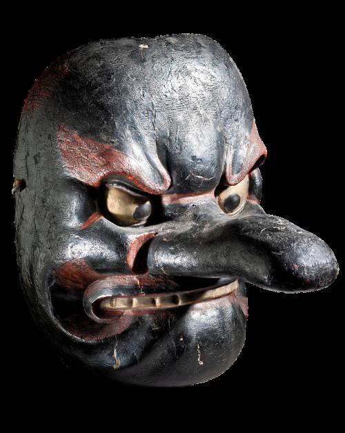 hanging mask mask japan