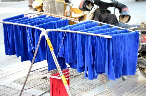 Hanging Wash