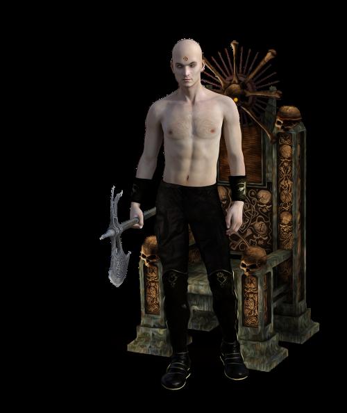 hangman executioner male