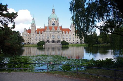 hannover architecture castle