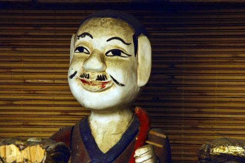 hanoi puppet face
