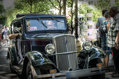hanomag  oldtimer  vehicle