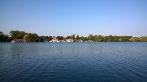 hanover lake maschsee rowing club