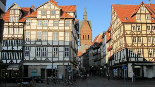 hanover old town germany
