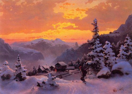 hans vinteretter art artistic