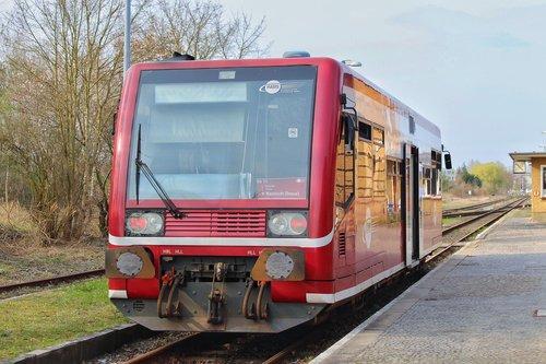 hanseatic railway  private railway  brandenburg