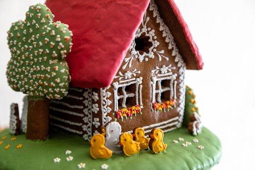 hansel and gretel  sweetness  decoration