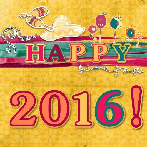 happy 2016 happy new year