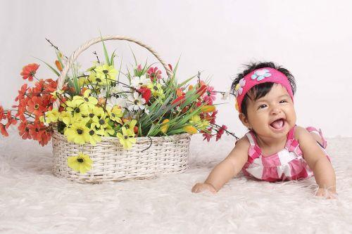 happy bebe flowers
