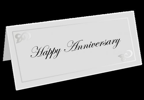 happy anniversary card anniversary card