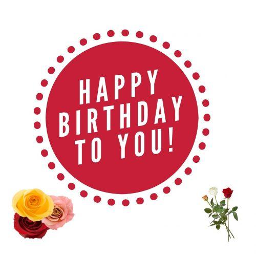happy birthday greetings love