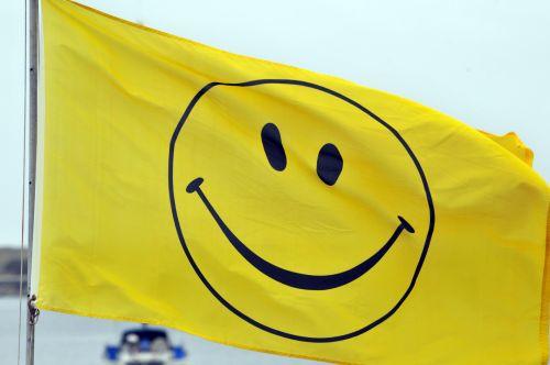 Happy Face Flag #2