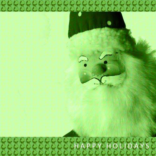 Happy Holidays Greeting 1