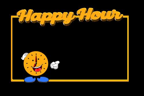 happy hour gastronomy beverages