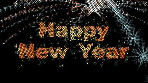 happy new year celebrate celebration