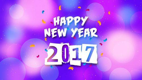 happy new year new year 2017