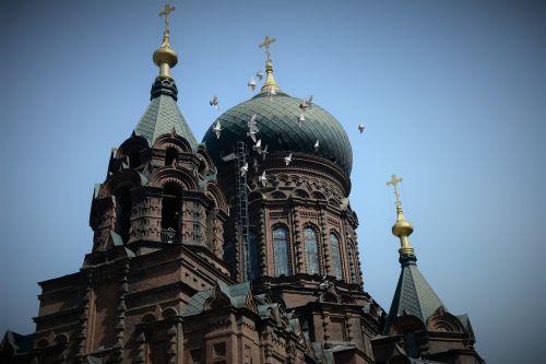 harbin sofia church building