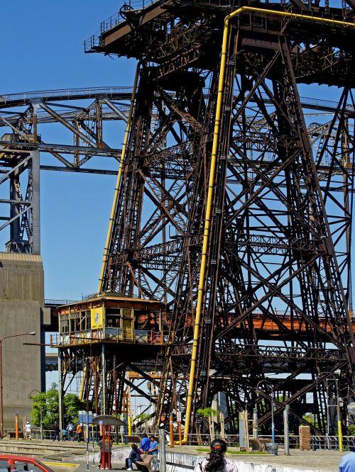 harbor steel tower tower
