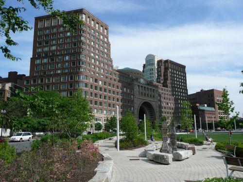 harbor headquarter boston massachusetts