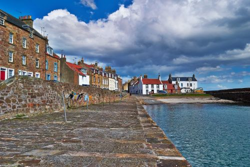 harbour anstruther cellardyke