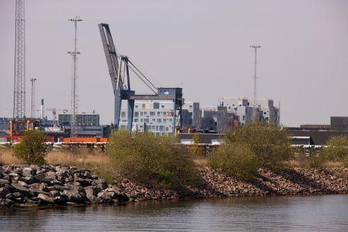 harbour crane appartments
